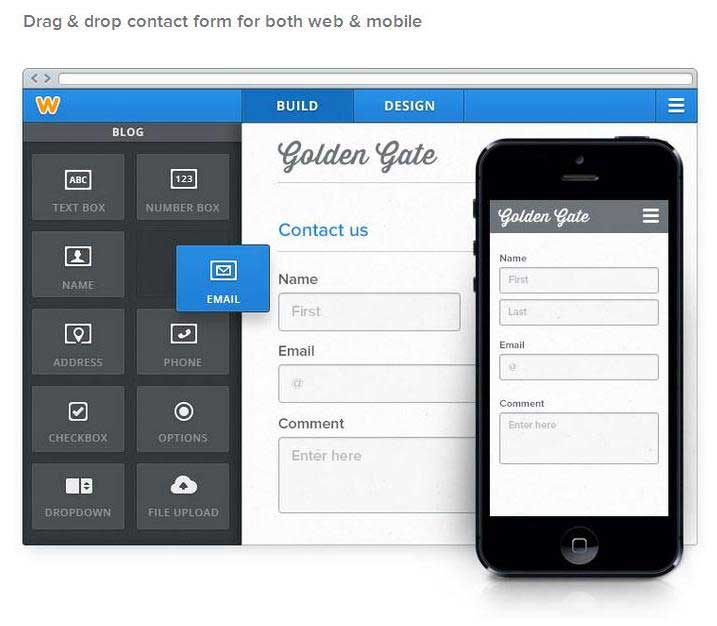 Forms are easy to customize